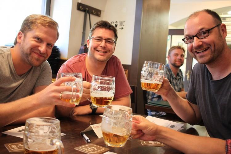 The Malá Strana Beer Tasting Tour
