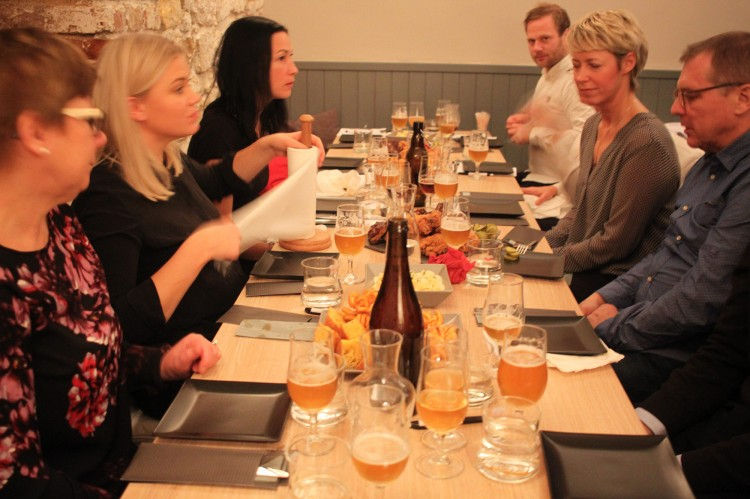 Czech Beer Degustation & American BBQ
