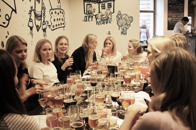 Blind Craft Beer Tasting