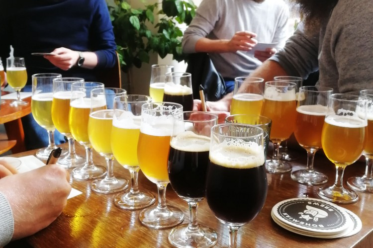 Thursday Beer Tasting on Krymská