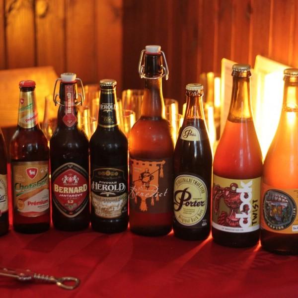 Czech Beer Degustation & American BBQ