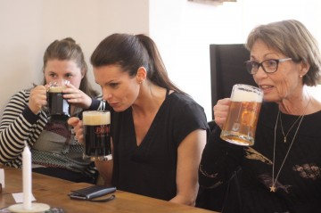 The Malá Strana Beer Tasting Tour