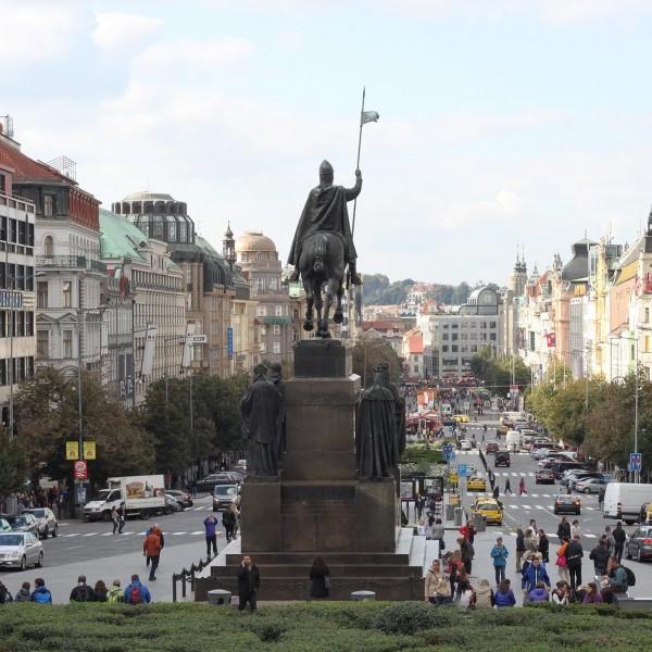 Nové Město, Prag 1